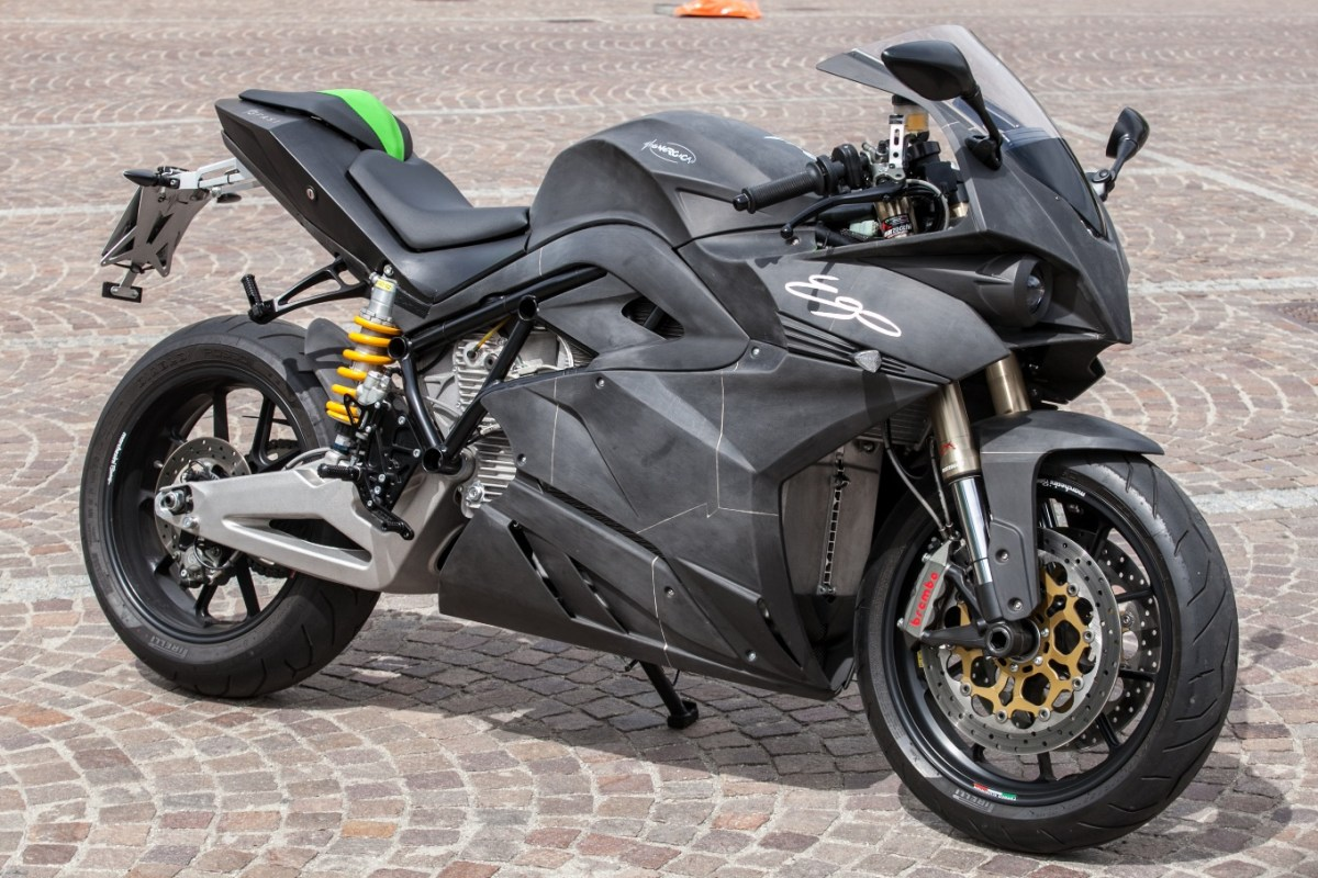 Energica to provide motorcycles for FIM's electric bike championship